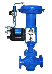 Two Way Control Valve