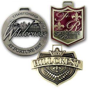 Designer Metal Logo
