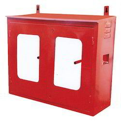 Double Door MS Hose Box