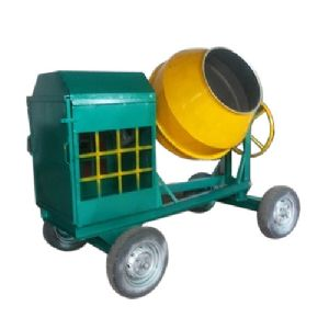 Automatic Concrete Mixer Machine