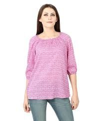 Round Neck Ladies Top
