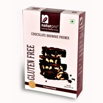 Gluten Free Chocolate Brownie Premix