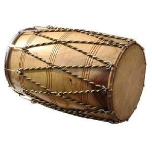 Wooden Bhangra Dhol