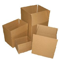 CB22 Brown Corrugated Box