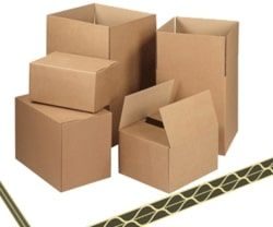 CB24 Brown Corrugated Box