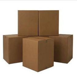 CB27 Brown Corrugated Box
