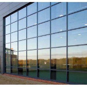 Aluminium Glass Glazing