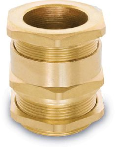 Brass A2 Cable Gland