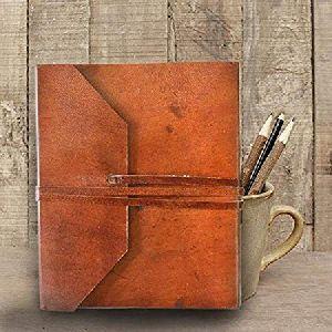 Genuine Hunter Leather & Handmade Journal Diary