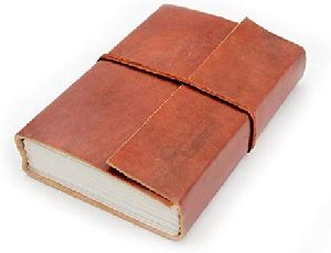 Large Leather Journal Diary