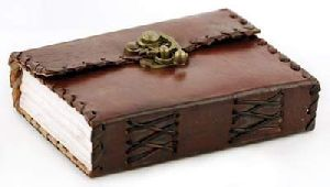 Poetry Leather Diary
