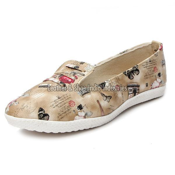 Ladies Belly Shoes 08
