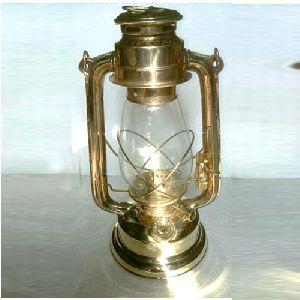 Metal Oil Lamp