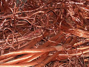 Electric Copper Wire Scrap