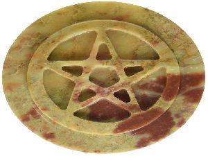 Stone Pentacle