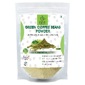 Ground Theory Green Coffee Powder