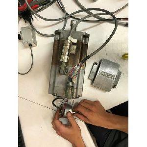 Siemens Servo AC Motor Repairing Services