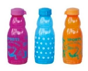 Kids Printed PET Water Bottles