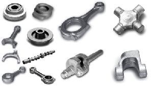 Steel Fabricated and Forged Hardware Components