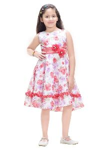 Girls Casual Frock