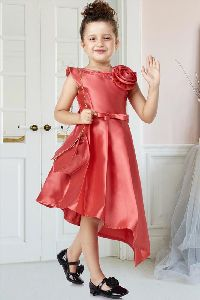 Girls Party Wear Frock