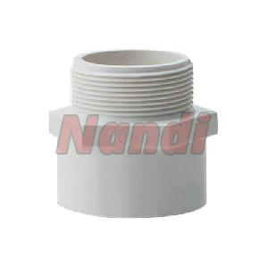 UPVC Male Threaded Adaptor