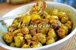 Narthangai Pickle