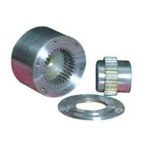 Brake Drum Coupling Without Gear