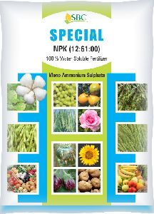 NPK 12-61-00 Water Soluble Fertilizer