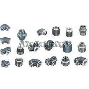 Mild Steel Threaded Pipe Fittings