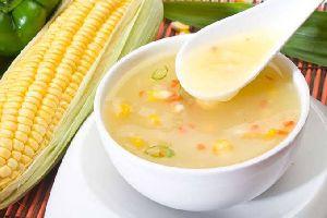 Corn Flour Soup