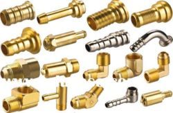 Brass Hose Fitting