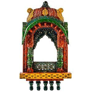 Elegant Multi Colored Jharokha for Home Décor