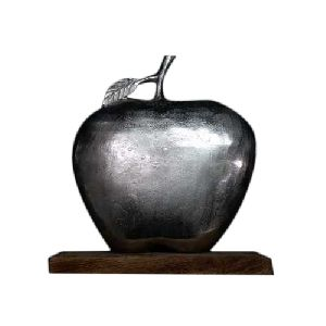 Decorative Aluminum Apple