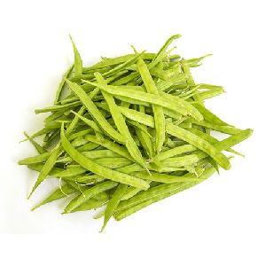 Fresh Guar Beans