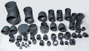 Rigid PVC Pipe Fittings