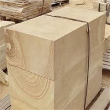 Agra Red Sandstone Raw block