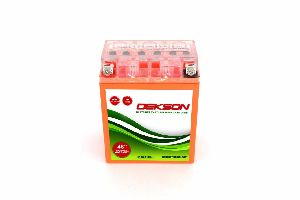 12V 4Ah Bike Battery