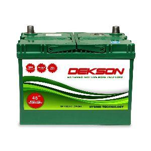 12V 55Ah Car Battery