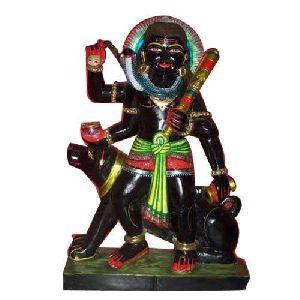 Marble Bhairo Baba Statue