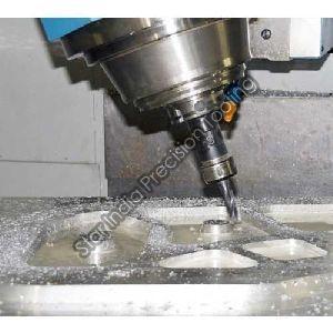 CNC Milling Job Work