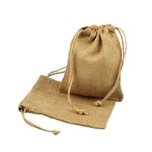 Jute Pouch Bag