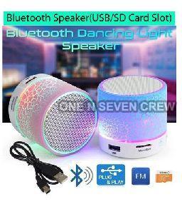Bluetooth Dancing Light Speaker