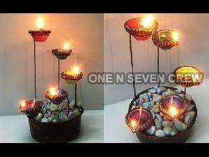 Decorative Diya Stand