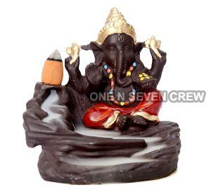 Ganesha Smoke Fountain