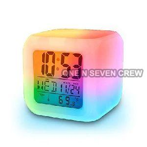 LED Table Alarm Clock