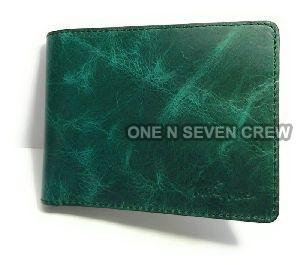 Mr. & Mrs. Green Wallet