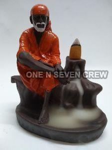 Sai Baba Smoke Fountain