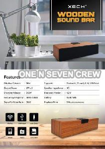 Xech Wooden Sound Bar