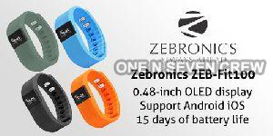 Zebronics Fitness Band